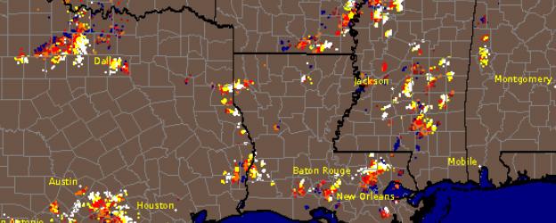 WeatherTAP Lightning Data