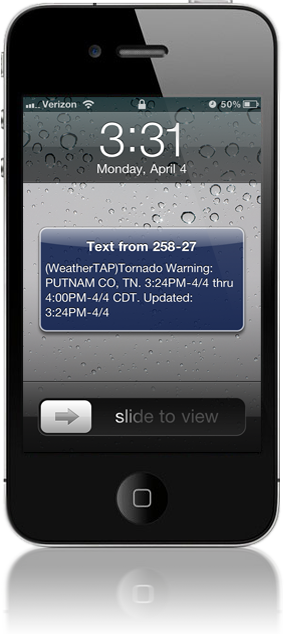 how to stop receiving emergency alerts